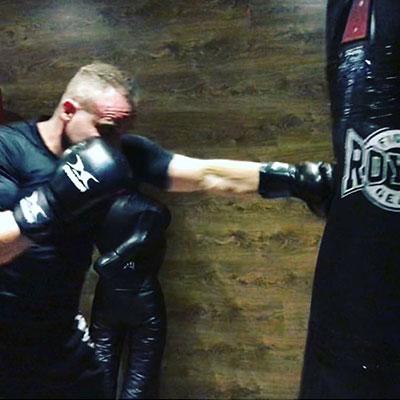 Bokso ir Fitnes bokso treniruotės