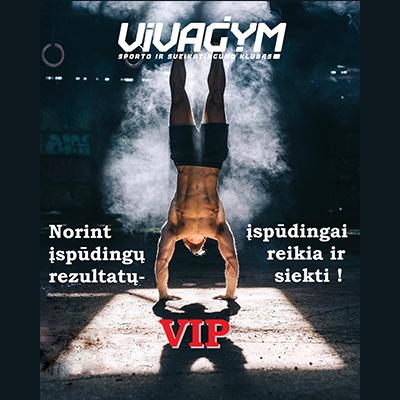 VIP paslaugų paketai – maksimaliems rezultatams